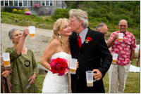 Monhegan Wedding