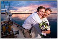 Wendameen Schooner Wedding